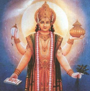 Lord Dhanvantari 2